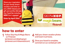 Pin It & Pack It Travel Contest