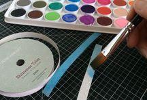 Watercolour paint ideas