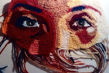 Crochet Art and Inspiration    LCQ