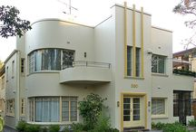 Art Deco & Streamline Moderne Architecture