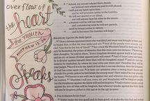 Bible Journaling - Matthew