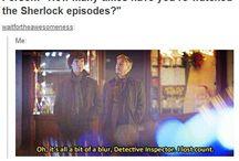 Sherlock! / by Kessiah A