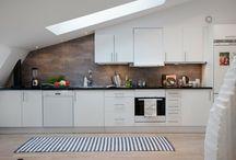 Küchen unter Dachschrägen, klar geht das :-) / eine Küche unter einer Dachschräge zu planen ist oft eine Herausforderung, aber manches Mal wird sie dafür auch sehr besonders.
