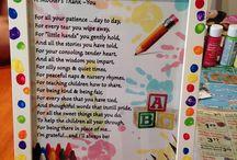gift ideas for childcare teachers