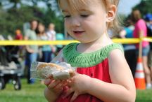 Cookie Daze / Information surrounding Ripon's Cookie Daze event held the first Saturday in August.