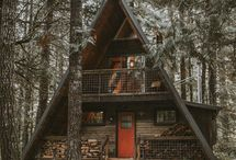 A-Frame Adventures - Cabins