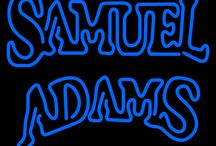 Samuel Adams Neon Beer Signs