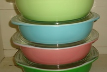 pyrex galore / by Amy Perkins