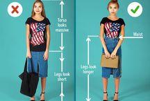 PETITE FASHION / Jó ruhaválasztás pici nőknek
