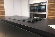 Dekton Worktops / We have a range of Dekton worktops in our showroom