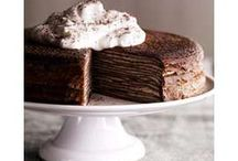 Mille crepe recipes