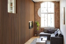 Home - Living Room / by Fairlight