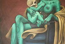 My Artwork / Le mie opere