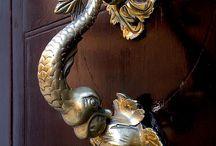 Decorative doors / windows
