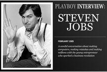 Steve Jobs Stuff / Stuff about Steve Jobs...