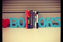 Bookish DIY / by This Is Teen Scholastic