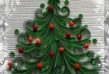 Christmas Quilling / by Heidi Cook