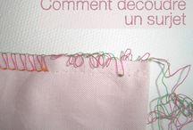 Astuce couture