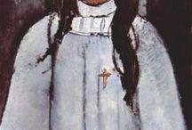 Modigliani Amadeo / umění