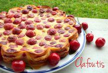 Gâteaux / Mes recettes de gâteaux gourmandes ... ❥