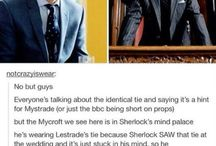 Sherlock and Ships
