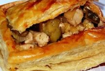 LA VOLAILLE / Recettes de poulet, canard...