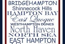 Hav og stil / Hampton style