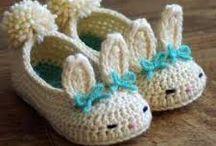 Crocheting / by Rebecca Flanagan