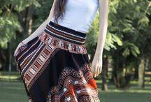 Thai Hippie Pants / Handmade Hippie Pants from Thailand
