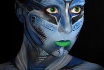 Maquillage Robot
