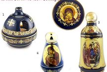 INCENSE,HOLY WATER,CONTAINERS