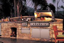 outdoor living / by Jeff Rader
