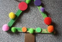 Pre K 3 Christmas Craft / by Jessica Hughes