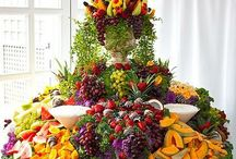 wedding fruit tree
