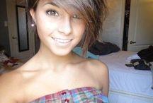 Short hair dont care / by SassyCassie Zupancic