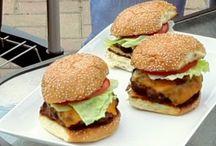 BBQ Burgers recepten