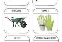 náradie záhradník