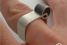 Amazing Rings / This is a page to colect amazing pieces of special design in rings  / by Carlos Piazza