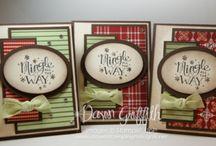 Cards - Christmas / Great card ideas for Christmas