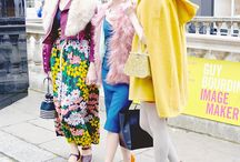 OOTD Inspiration / Fashion inspiration from street style photography and fashion bloggers