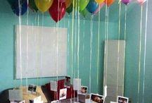 birthday suprises