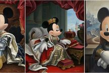Disney / by Samantha Stanley