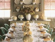fall decorating / by Lisa Tuzzolino