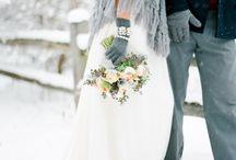 Winter Wedding (for a friend)