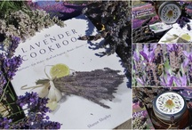 """novel bakers lavender week / come enjoy all your senses while the novel bakers play with lavender~  famed author michael west ...  """"It's been a delicious week. I always cook on a wing and a prayer, but when you add lavender to a recipe, you are calling down the angels."""""""