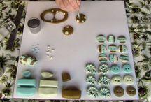 FIMO + keramika