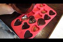 chocolates crudovegano