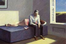 Painting. Edward Hopper