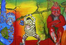 The Monkey.s feelgood van mijn dochter Chantal`s werk / De leukste familie van de hele wereld!