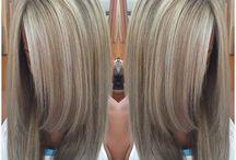 Color cabello sandra